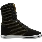 Le Coq Sportif  - Voya Mid Plus - Black  women's Shoes (High-top Trainers) in Black