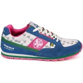 Le Coq Sportif  - Thiennes Low - Tomorrowland  women's Shoes (Trainers) in Multicolour