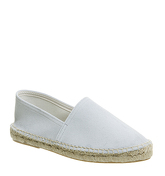Office Fernandos Espadrille LIGHT GREY SUEDE