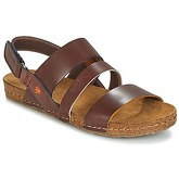 Art  CRETA 1252  women's Sandals in Brown
