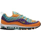 Nike  Air Max 98 QS  men's Shoes (Trainers) in Orange