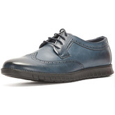 Reservoir Shoes  Derbies with rounded ends JACK Navy blue Man Perm  men's Casual Shoes in Blue
