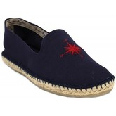Juncal Aguirre  1376  men's Espadrilles / Casual Shoes in Blue