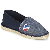 1789 Cala  CLASSIQUE BICOLORE  men's Espadrilles / Casual Shoes in Blue