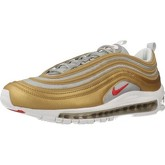 Nike  AIR MAX 97 SSL  men's Shoes (Trainers) in Gold