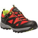 Regatta  ChildrensKids Gatlin Low Rise Hiking Boots  men's Shoes (Trainers) in Red