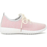 London Rag  ?Tarin  women's Shoes (Trainers) in Pink