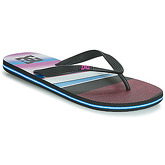 DC Shoes  SPRAY GRAFFIK M SNDL XKMB  men's Flip flops / Sandals (Shoes) in Black