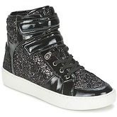 Aldo  BRIE  women's Shoes (High-top Trainers) in Black