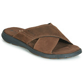 Columbia  TARANTO  men's Mules / Casual Shoes in Brown