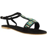 Coolway  MADDYC  women's Sandals in Black
