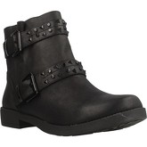 Mustang  FAUSTA  women's Low Ankle Boots in Black
