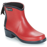 Aigle  MS JUL BOT COL  women's Wellington Boots in Red
