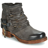 Airstep / A.S.98  SAINT  women's Mid Boots in Black