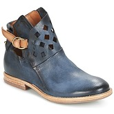 Airstep / A.S.98  ZEPORT  women's Mid Boots in Blue