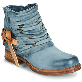 Airstep / A.S.98  SAINT  women's Mid Boots in Blue