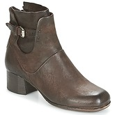 Airstep / A.S.98  ESTE  women's Mid Boots in Brown