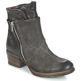 Airstep / A.S.98  CORN  women's Mid Boots in Grey