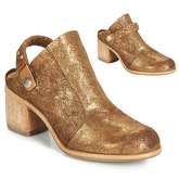 Airstep / A.S.98  BALTIMORA SABOT  women's Clogs (Shoes) in Gold