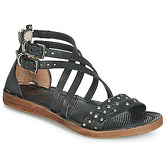 Airstep / A.S.98  RAMOS CLOU  women's Sandals in Black