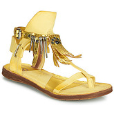 Airstep / A.S.98  RAMOS  women's Sandals in Yellow