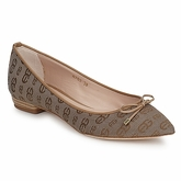 Alberto Gozzi  TINA TESSY  women's Shoes (Pumps / Ballerinas) in Brown