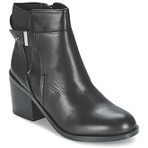 Aldo  BECKA  women's Low Ankle Boots in Black