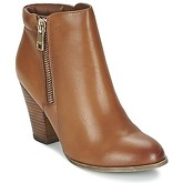 Aldo  JANELLA  women's Low Ankle Boots in Brown