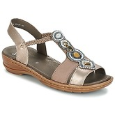 Ara  HAW  women's Sandals in Brown