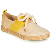 Armistice  CARGO ONE  women's Shoes (Trainers) in Beige