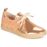 Armistice  CARGO ONE  women's Shoes (Trainers) in Gold