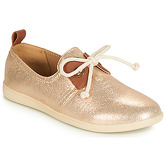 Armistice  STONE ONE W  women's Shoes (Trainers) in Gold