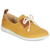 Armistice  STONE ONE  women's Shoes (Trainers) in Yellow