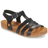 Art  CRETA  women's Sandals in Black