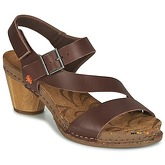 Art  I LAUGH 1111  women's Sandals in Brown