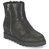 Ash  YANG  women's Mid Boots in Black