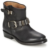Ash  VICK  women's Mid Boots in Black