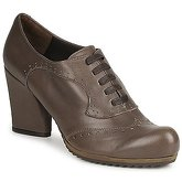 Audley  BORTE LACE  women's Low Boots in Brown