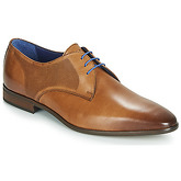 Azzaro  VERDOL  men's Casual Shoes in Brown