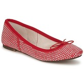 Meline  BALDE ROCK  women's Shoes (Pumps / Ballerinas) in Red