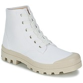 Casual Attitude  MADIMA  men's Shoes (High-top Trainers) in White