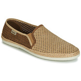 Bamba By Victoria  ANDRE ELASTICOS ANTELINA PIC  men's Espadrilles / Casual Shoes in Beige