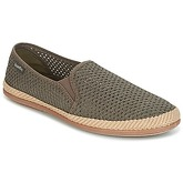Bamba By Victoria  COPETE ELASTICO REJILLA TRENZA  men's Espadrilles / Casual Shoes in Beige