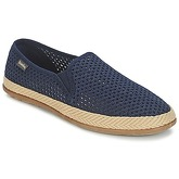 Bamba By Victoria  COPETE ELASTICO REJILLA TRENZA  men's Espadrilles / Casual Shoes in Blue