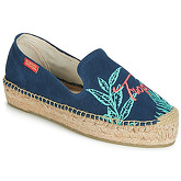 Banana Moon  VERAO  women's Espadrilles / Casual Shoes in Blue