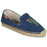 Banana Moon  OZZIE  women's Espadrilles / Casual Shoes in Blue