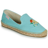 Banana Moon  LAIRIS  women's Espadrilles / Casual Shoes in Blue