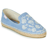Banana Moon  IASMIN  women's Espadrilles / Casual Shoes in Blue