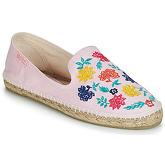 Banana Moon  IASMIN  women's Espadrilles / Casual Shoes in Pink