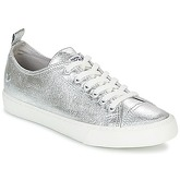 Banana Moon  RANIYA  women's Shoes (Trainers) in Silver